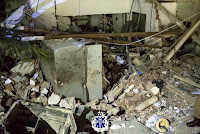 Bandidos explodem agência do Bradesco em Piatã