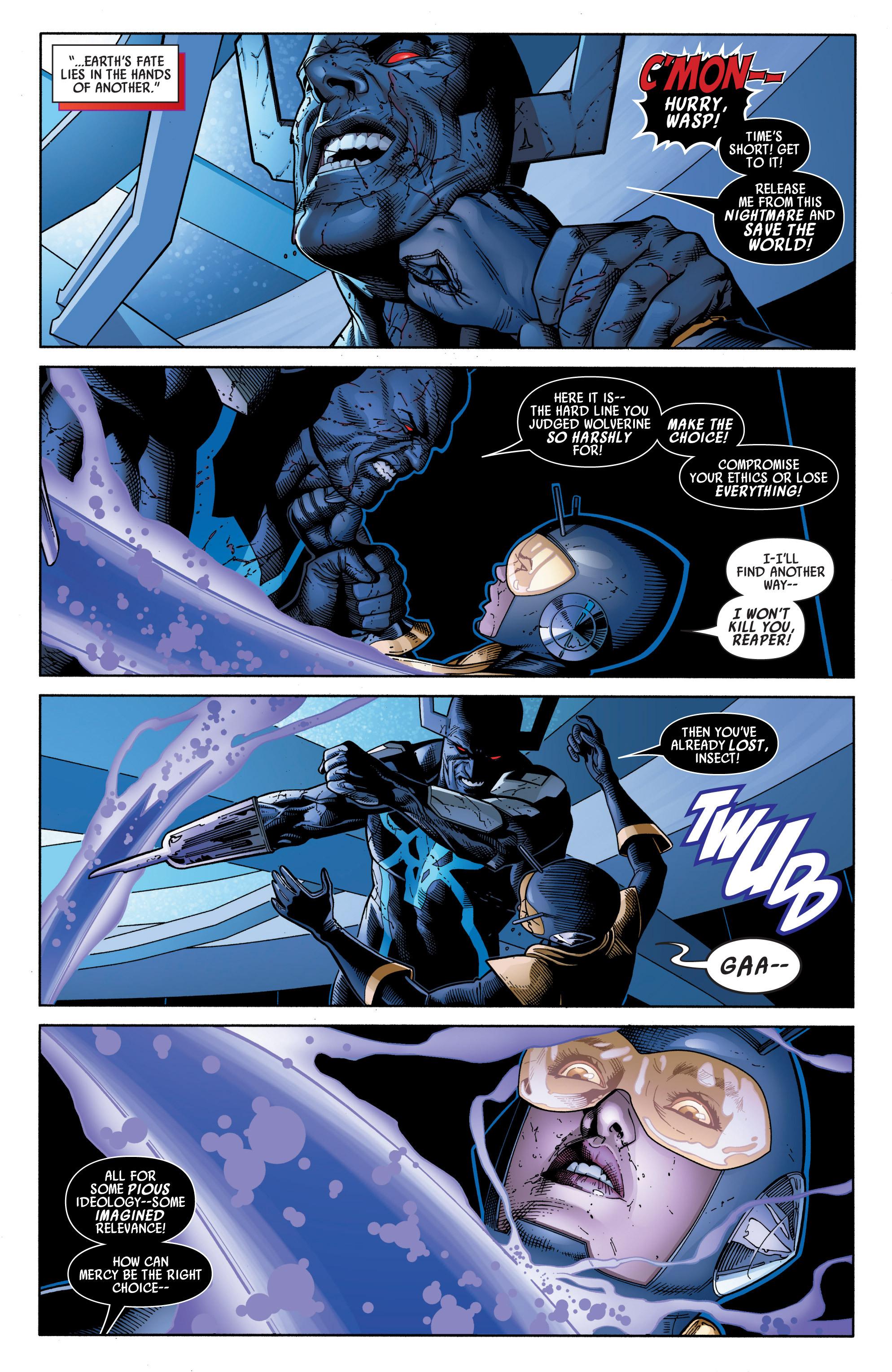 Read online Uncanny Avengers (2012) comic -  Issue #17 - 9