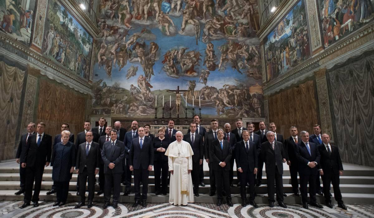 El Rincon De Gundisalvus Maria Y La Union Europea