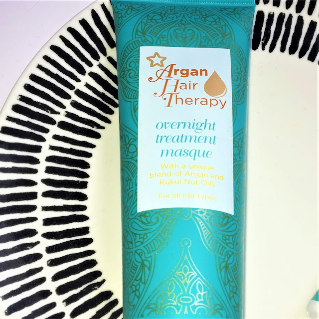 Superdrug Argan Hair Therapy Overnight Masque