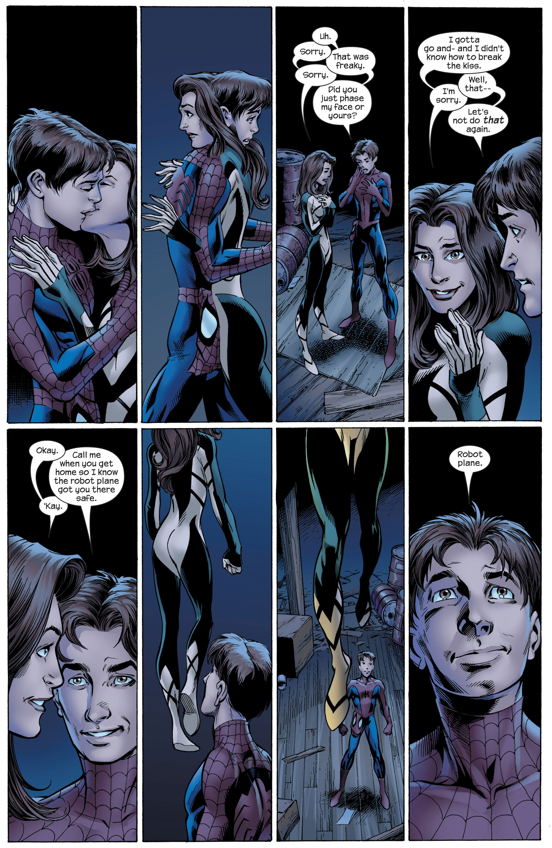 Read online Ultimate Spider-Man (2000) comic -  Issue #91 - 13