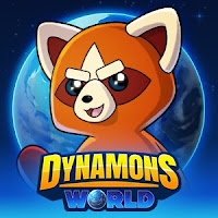 Dynamons World Unlimited Currency MOD APK
