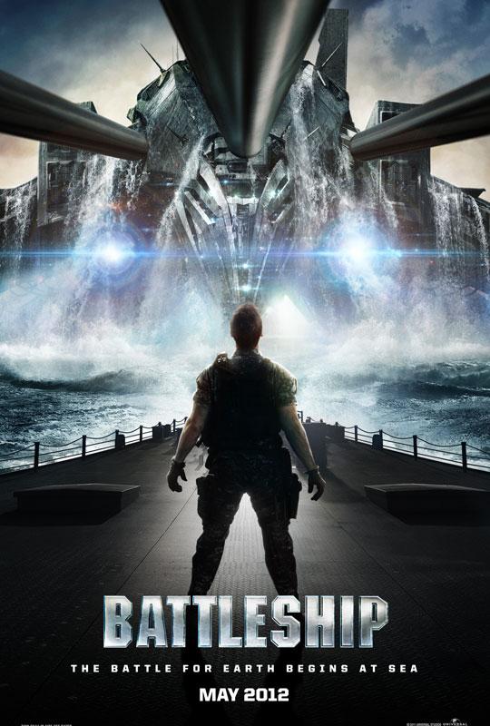 Póster de Battleship