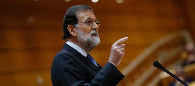 Mariano Rajoy, el Gobierno y el Derecho Constitucional