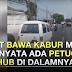 Pelanggar Ini Kabur Saat Mobilnya Akan Diderek, Tak Diduga Setengah Jalan Ini yang Terjadi