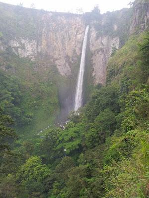 Air Terjun SiPiso Piso  Sumatera Utara