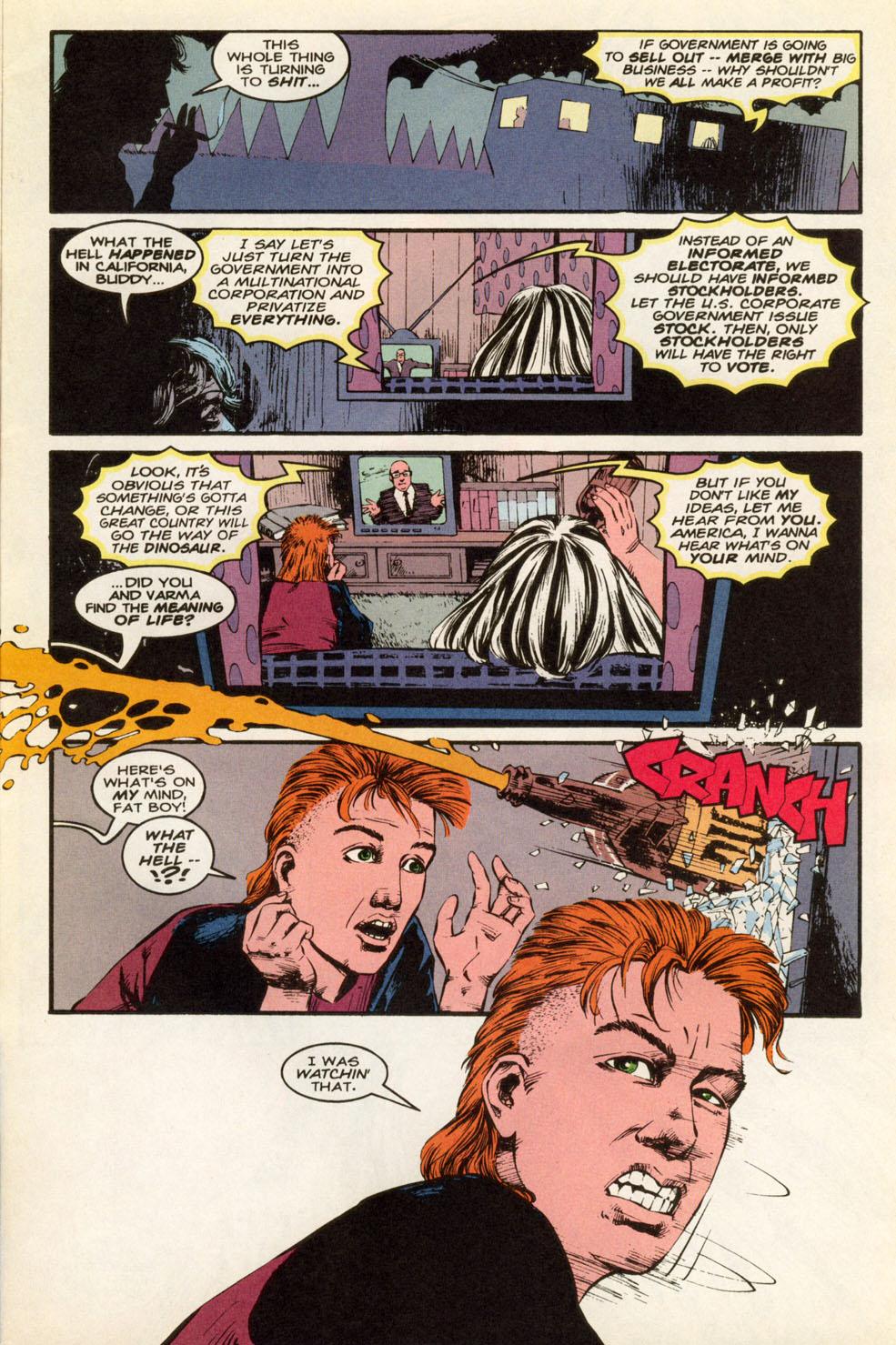 Read online Animal Man (1988) comic -  Issue #88 - 4