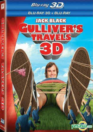 Gullivers Travels 2010 BluRay 280MB Hindi Dual Audio 480p Watch Online Full Movie Download bolly4u