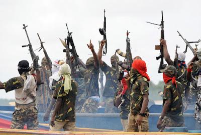 Niger Delta militants split Nigeria into five republics - Lists Names