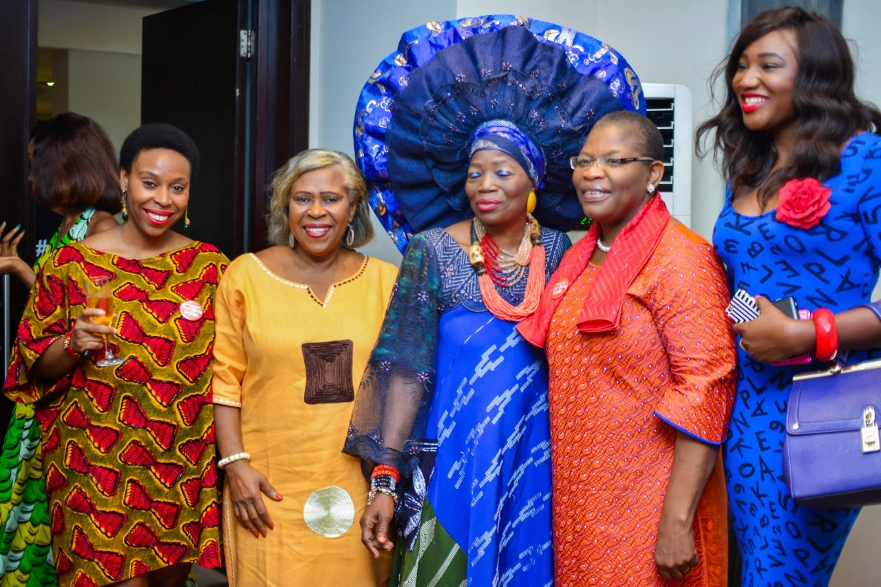 woman rising conference nigeria
