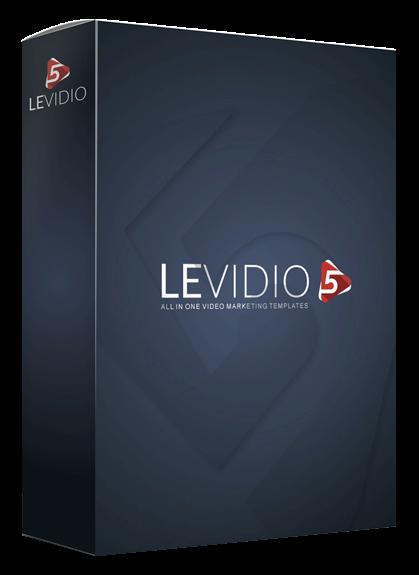 Levidio 5; Pembuat Video Berkualitas dalam Hitungan Menit