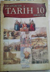 10. Sınıf Tarih Ders Kitabı Cevapları Tuna Matbaa Yayınları