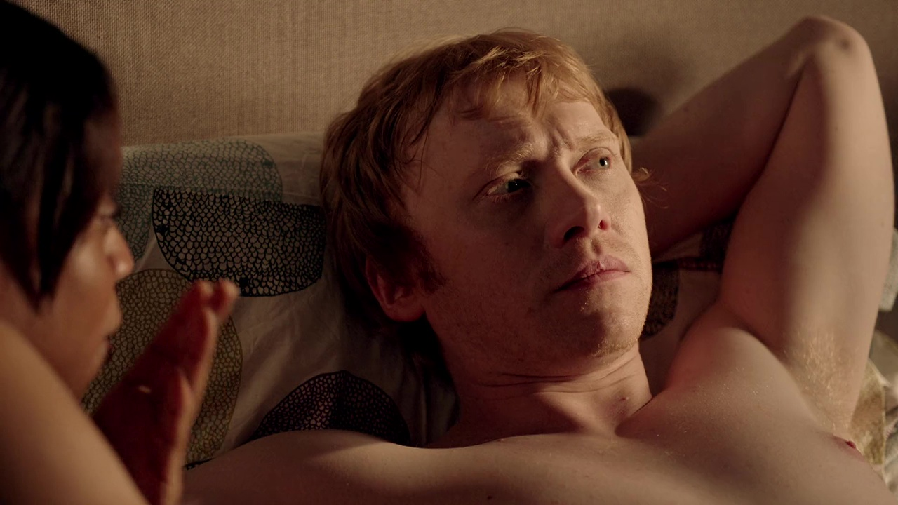 Rupert Grint Naked Cock Out
