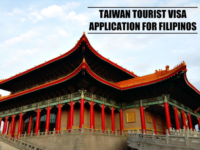 Taiwan Tourist Visa Application Guide for Filipinos