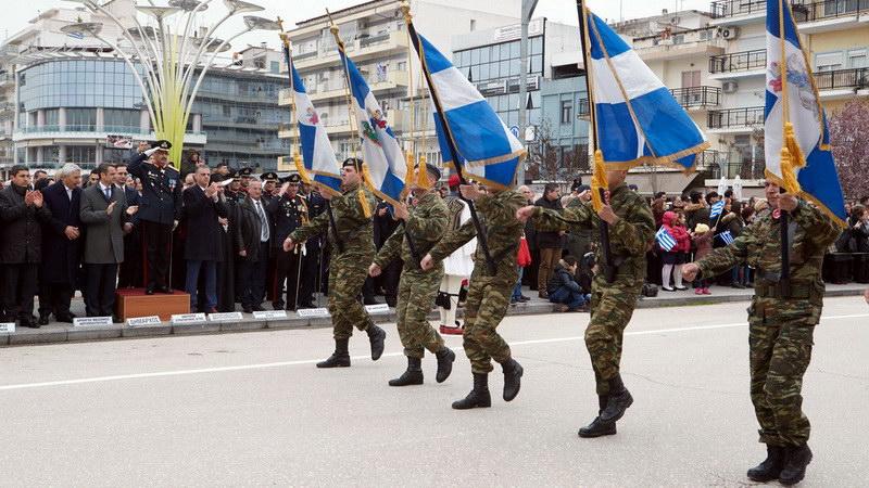 Σε Διδυμότειχο και Ορεστιάδα ο Κυριάκος Μητσοτάκης για την 25η Μαρτίου (photos+video)