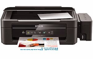 epson l355 factory reset and features