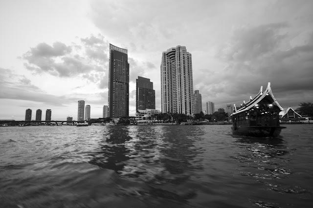 Navigazione Chao Phraya-Bangkok