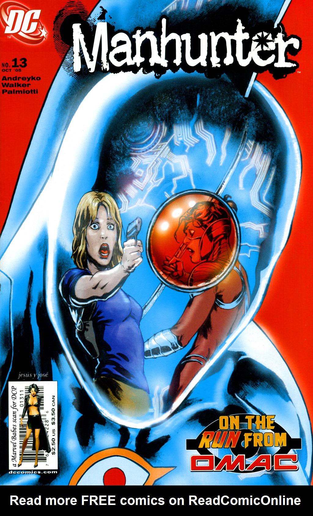Manhunter (2004) issue 13 - Page 1