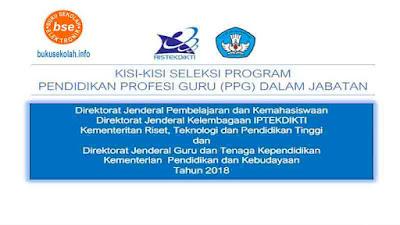 program pendidikan profesi guru