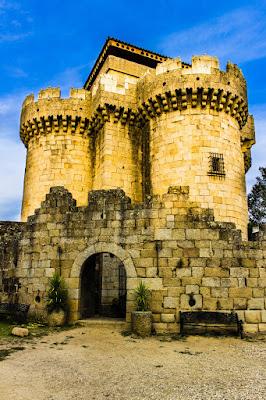 Castillo de Granadilla Visitar