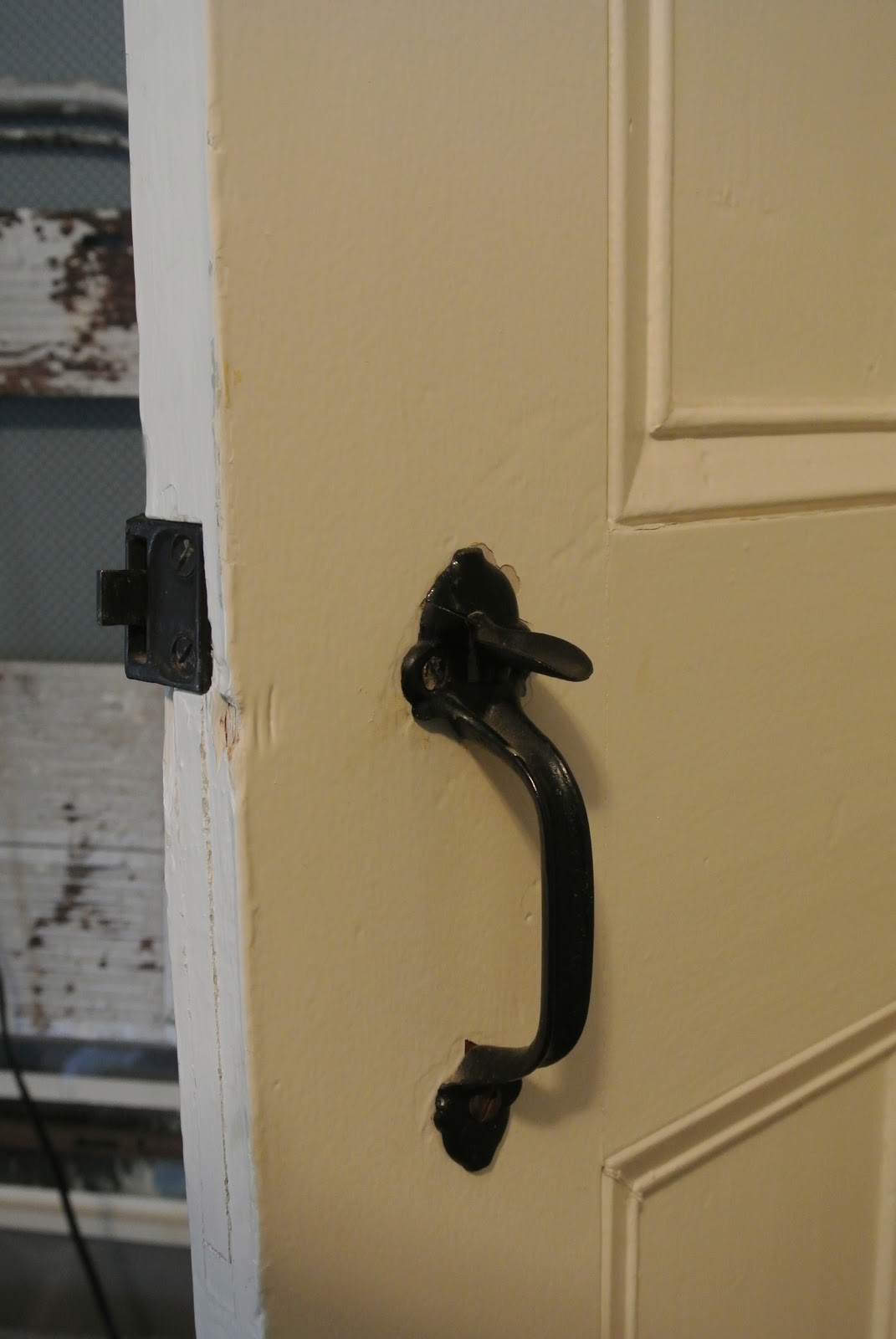 Bedroom Door Won't Latch Life At Pugsley Blake Style Thumb Latch Hardware