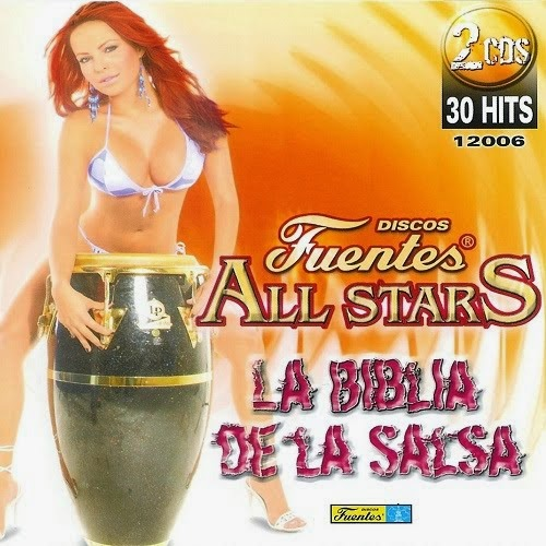 LA BIBLIA DE LA SALSA CD 1 - DISCOS FUENTES ALL STARS (2013)