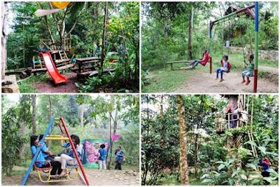 playing-ground-taman-kupu-kupu-gita-persada-bandar-lampung