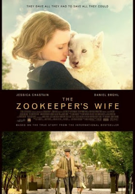 Trailer Film The Zookeeper's Wife 2017