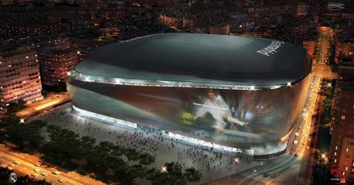 Breaking News - Real Madrid prepares to begin work on 'best stadium in the world'