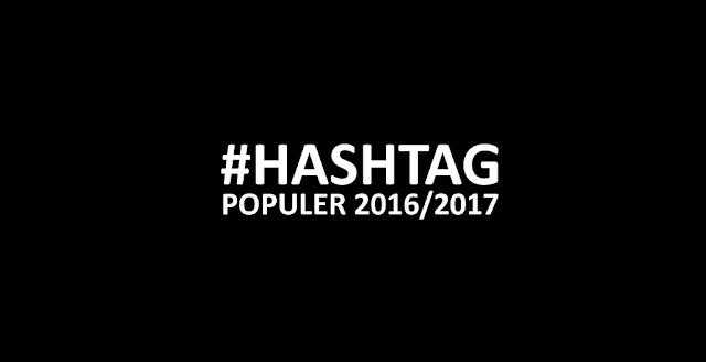 Seperti yang kita ketahui dengan hashtag maka foto atau video kita akan semaking memperba Hashtag Instagram Paling Populer Tahun 2016/2017