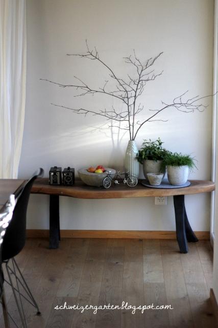 ein schweizer garten fifty shades of grey. Black Bedroom Furniture Sets. Home Design Ideas