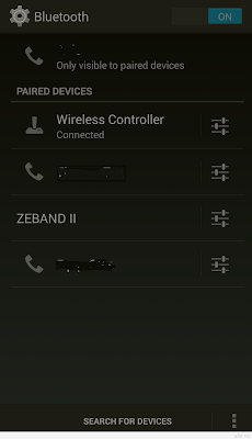 Πως να συνδέσεις το χειριστήριο του PS4 στο κινητό σου (Android) 2