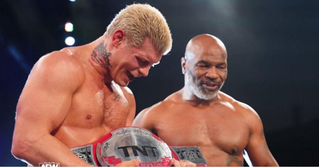 1 Contender's Match pelo TNT Championship é anunciada para o Dynamite