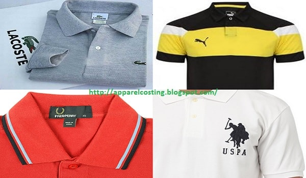 Famous polo shirt brands list
