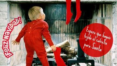 Feliz Navidad a todos los Seguidores de Patrones para Crochet