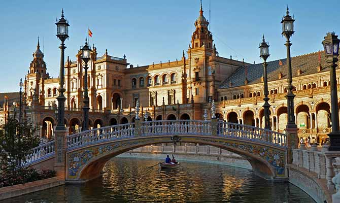 Jaén Andalusia Spain Tourist Attractions