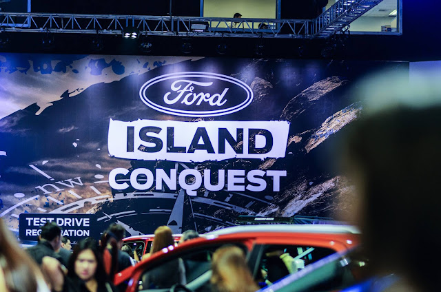 Manila International Auto Show 2017 #Ford #mias2017 #fordisland #fordislandconquest