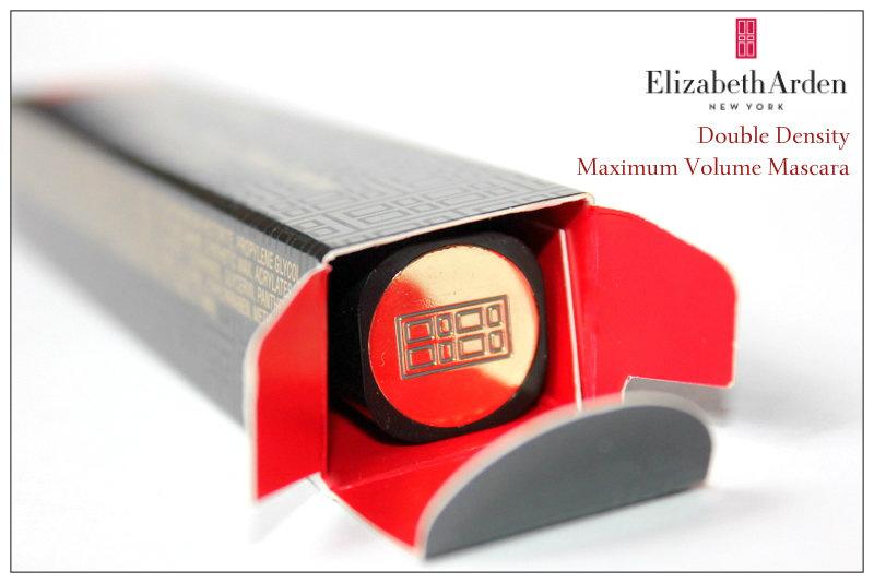 Review: Elizabeth Arden Double Density Maximum Volume Mascara, black