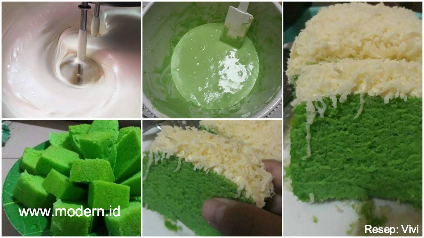 Membuat Kue Kukus Sederhana 02 Kue Kukus