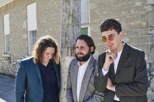 Back to the Basics: An Interview with Born Ruffians