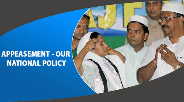 Appeasement - our National Policy