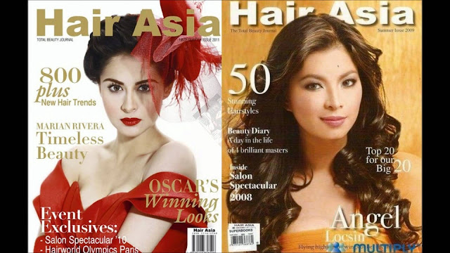 LOOK: Proofs that Angel Locsin And Marian  Rivera Is Indeed A #FriendshipGoals
