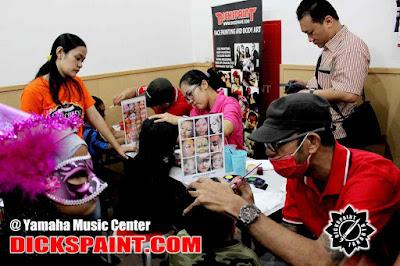 Jasa Face Painting Kids Jakarta