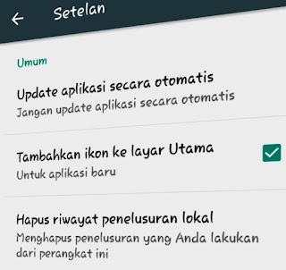 update otomatis aplikasi pada google play store