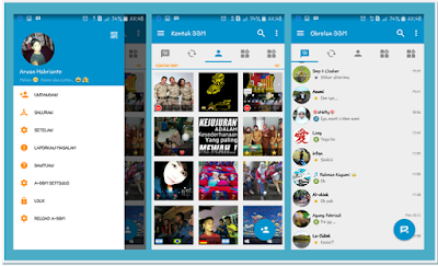 A-BBM v3.1 NEW BASED 3.0.1.25 FULL FEATURES