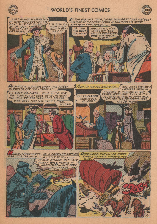 Read online World's Finest Comics comic -  Issue #72 - 30