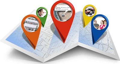 cara melacak lokasi nomor hp melalui aplikasi android, internet online dan sms lacak