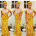 Lovely Aso Ebi Gown Design