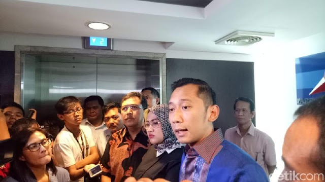 Penembakan DPR, Anak SBY: Bagaimana Kalau Ternyata Terorisme Targetkan Wakil Rakyat?
