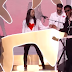 "Steve Aoki, Yellow Claw, Gucci Mane e T-Pain performam ""Lit"" no Jimmy Kimmel Live"